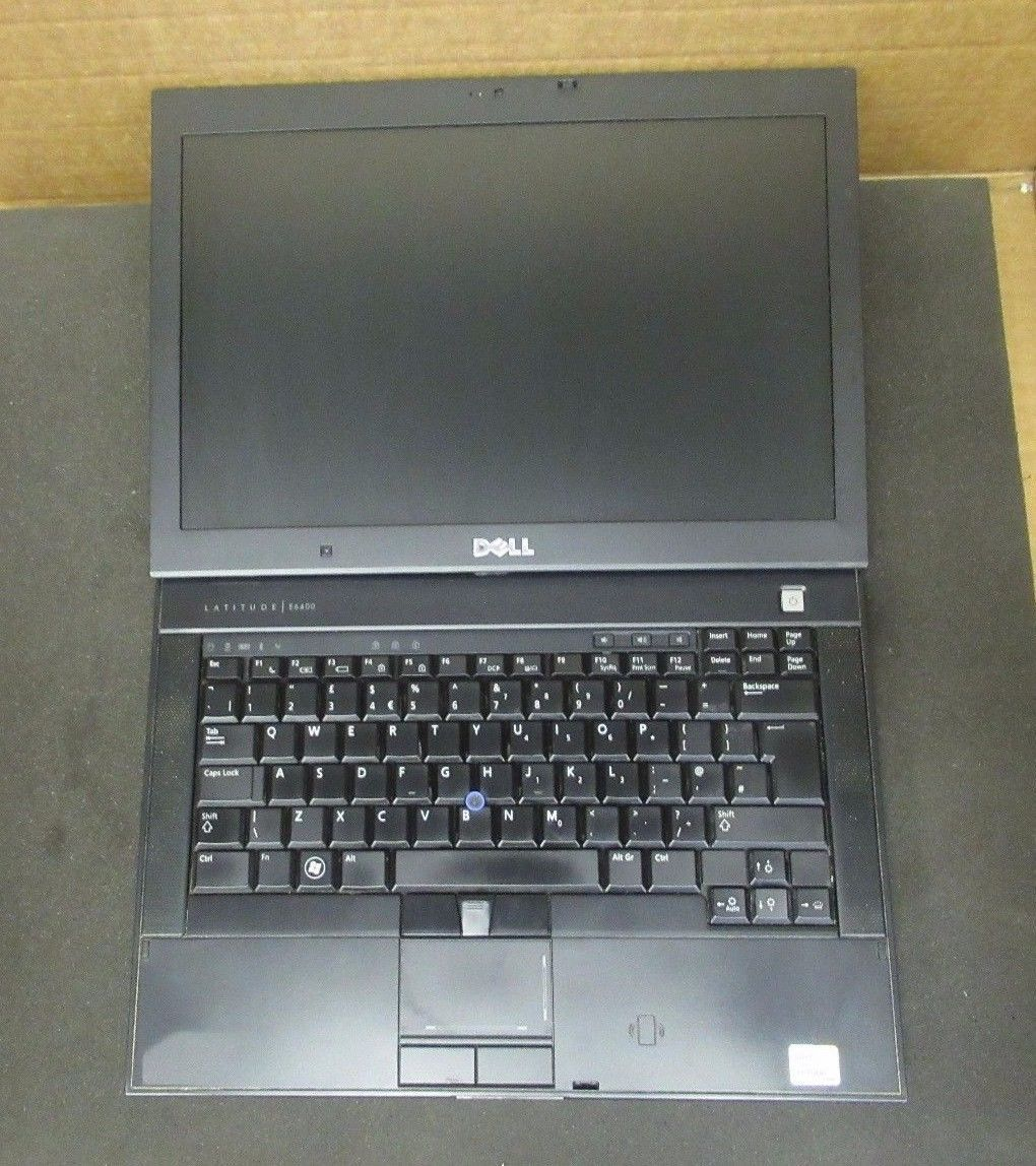 Dell laptop Latitude E6400 Manual